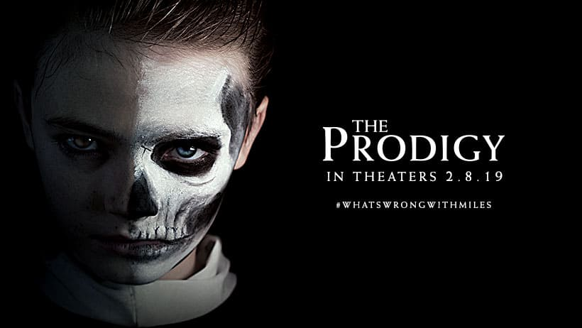 Horror Movie News:  Prodigy Trailer Drops