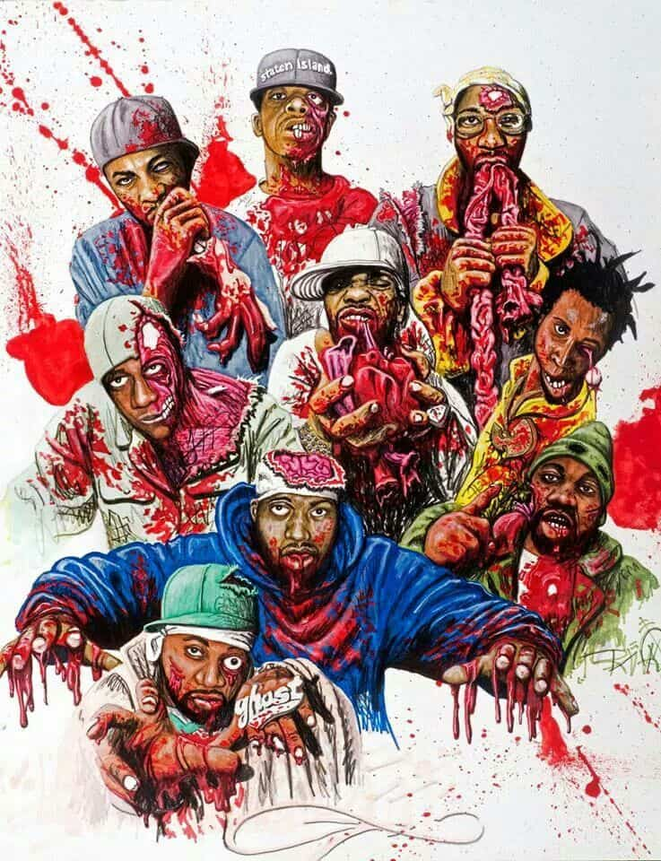 Horror Movie News:  THE Wu Tang Clan are Making a Horror Movie