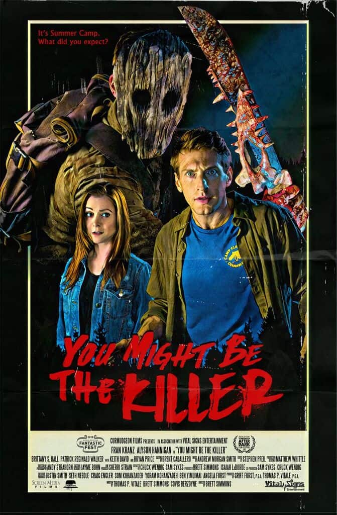 Mike's Review: You Might be the Killer (2018)