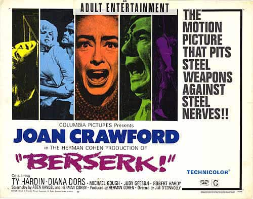 Eric's Review: Berserk! (1967)