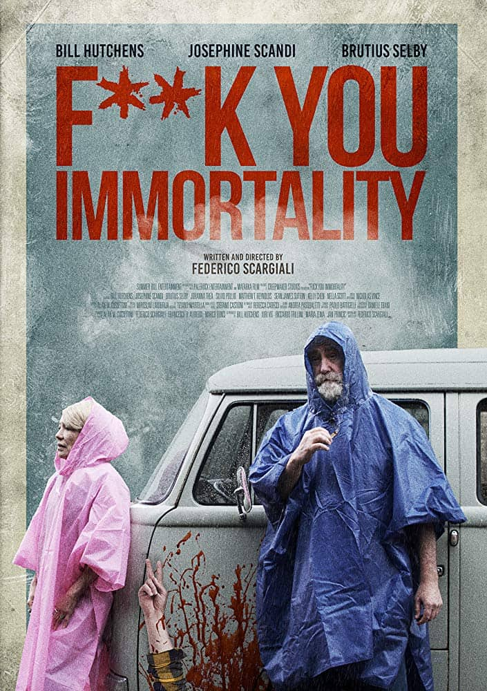 Horror Movie News:  Fuck You Immortality Trailer Release