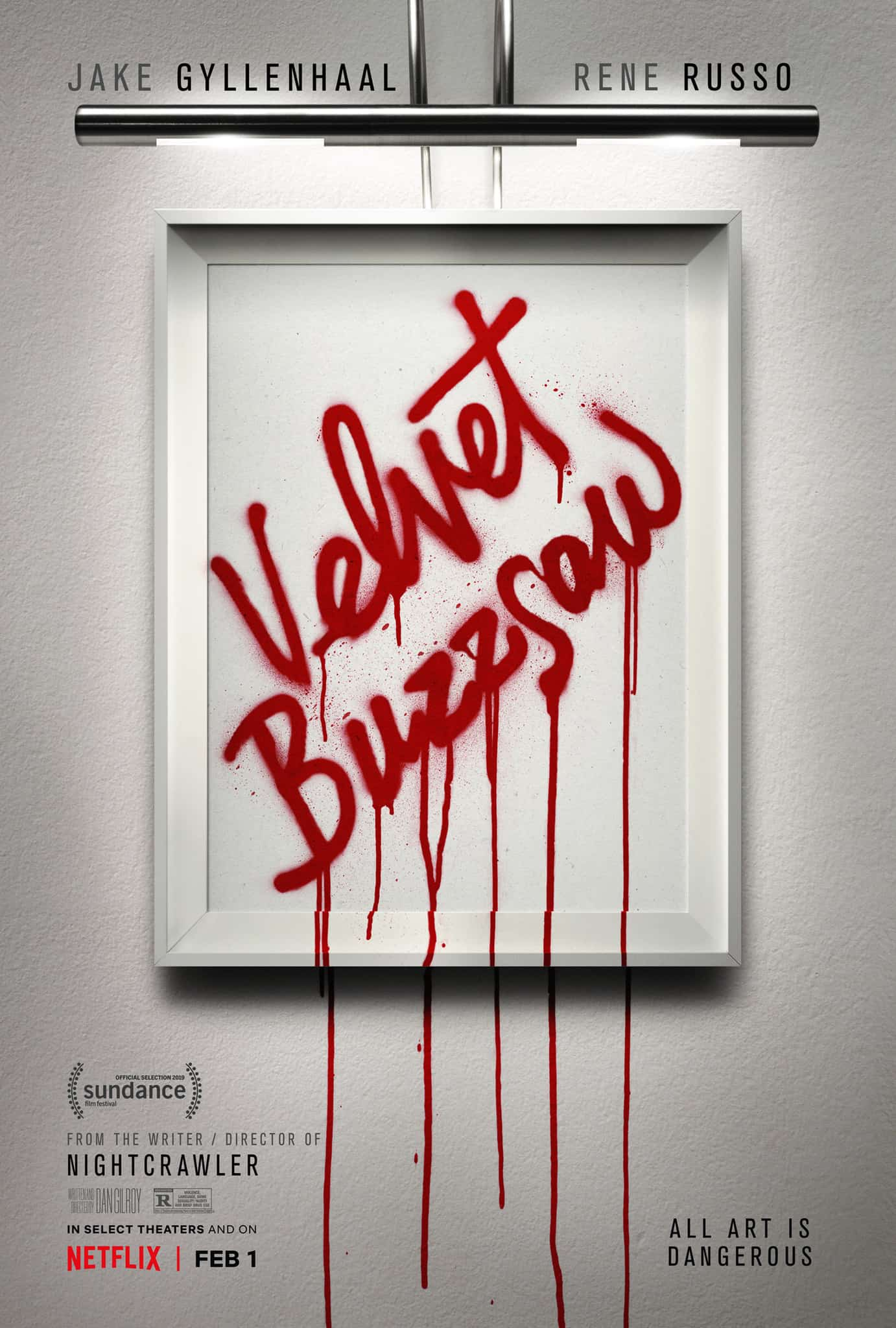 Mike's Review: Velvet Buzzsaw (2019)