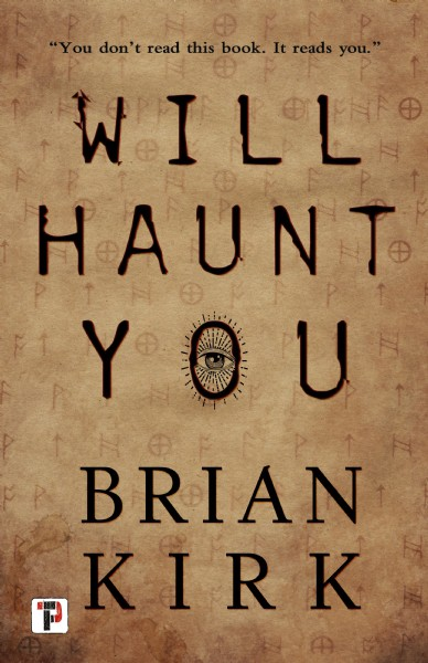 Liz's Book Report: Will Haunt You