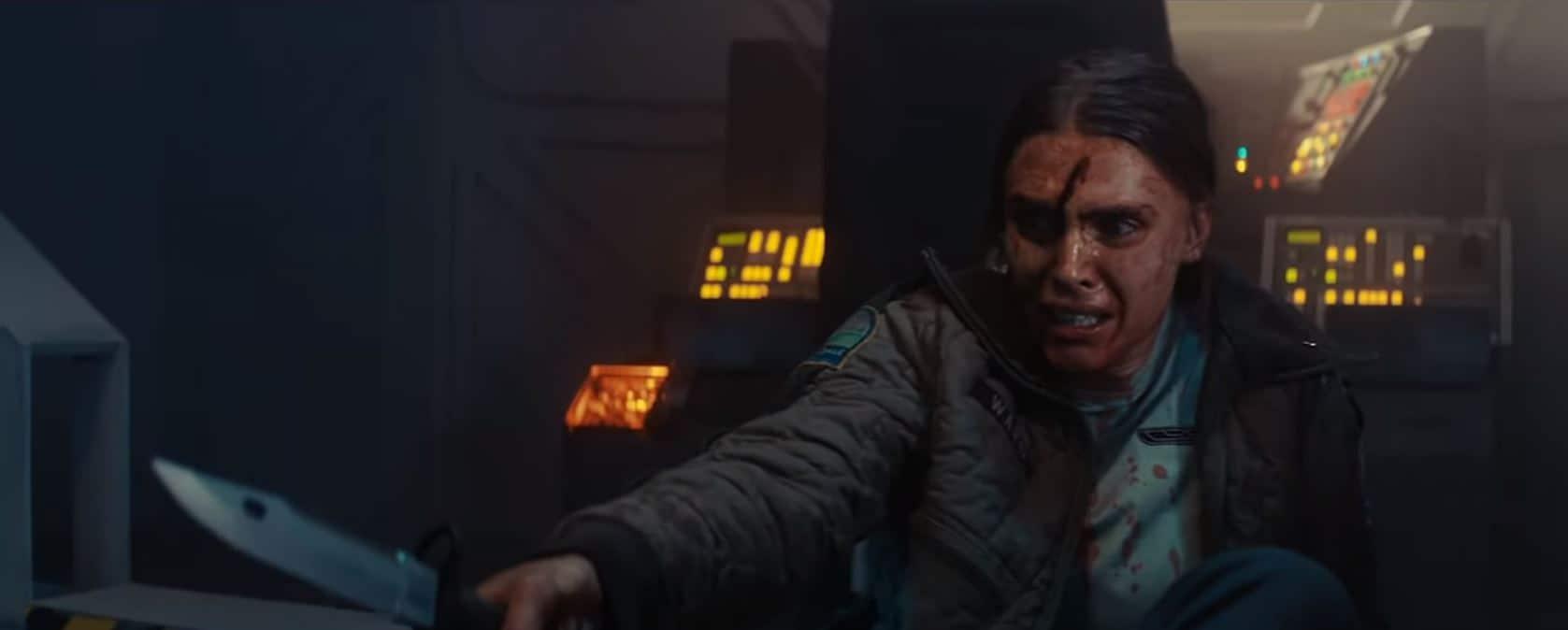 Horror Short: Alien : Containment (2019)
