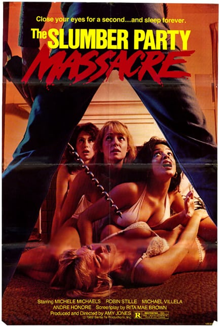 Mike's Review: Slumber Party Massacre (1982)