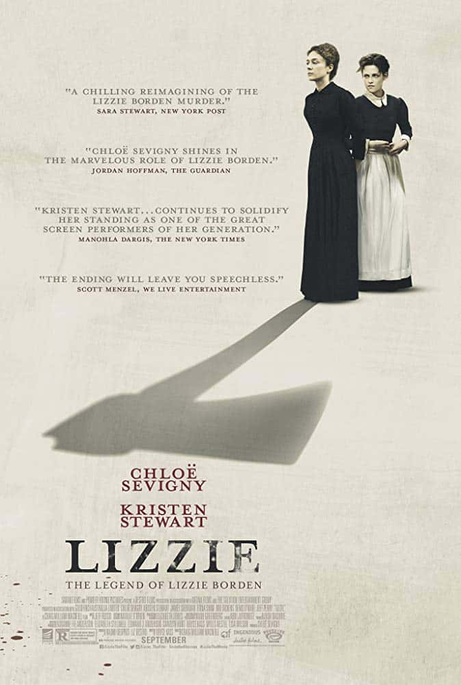 Mike's Review: Lizzie (2018)