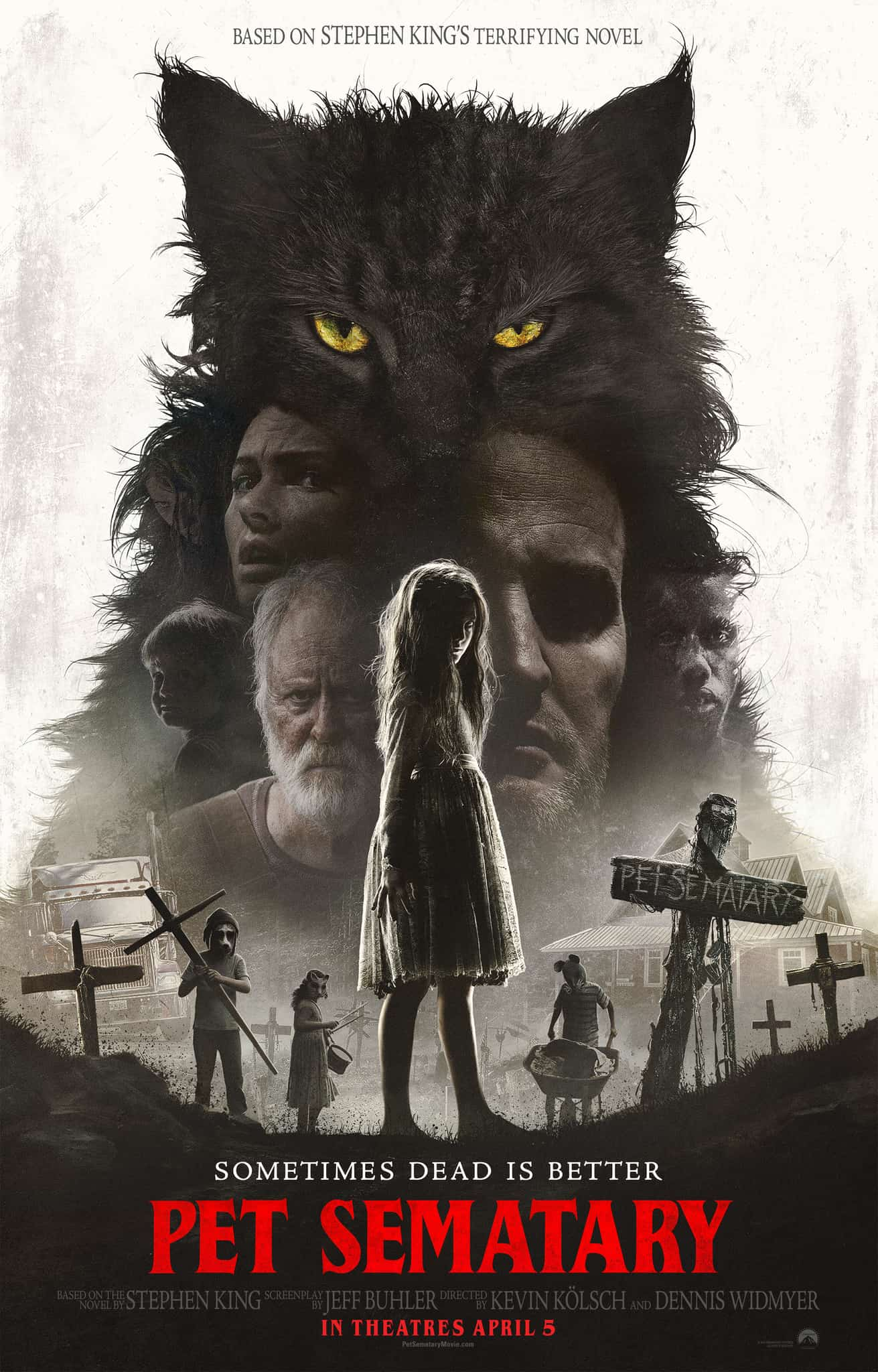 Mike's Review: Pet Sematary (2019)