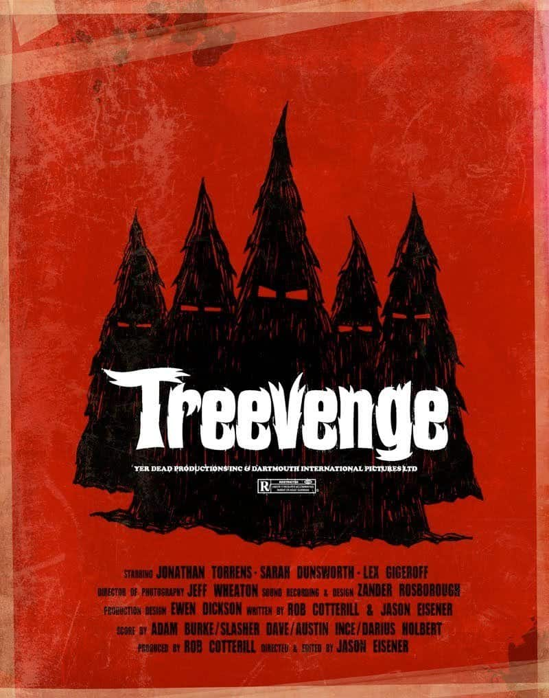 Horror Shorts: Treevenge (2008)