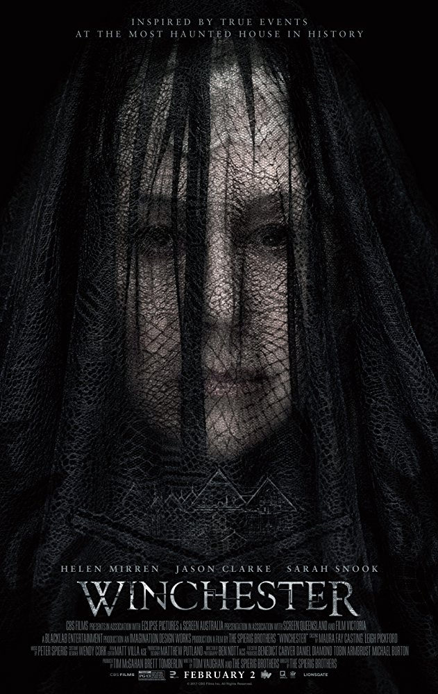 Mike's Review: Winchester (2018)