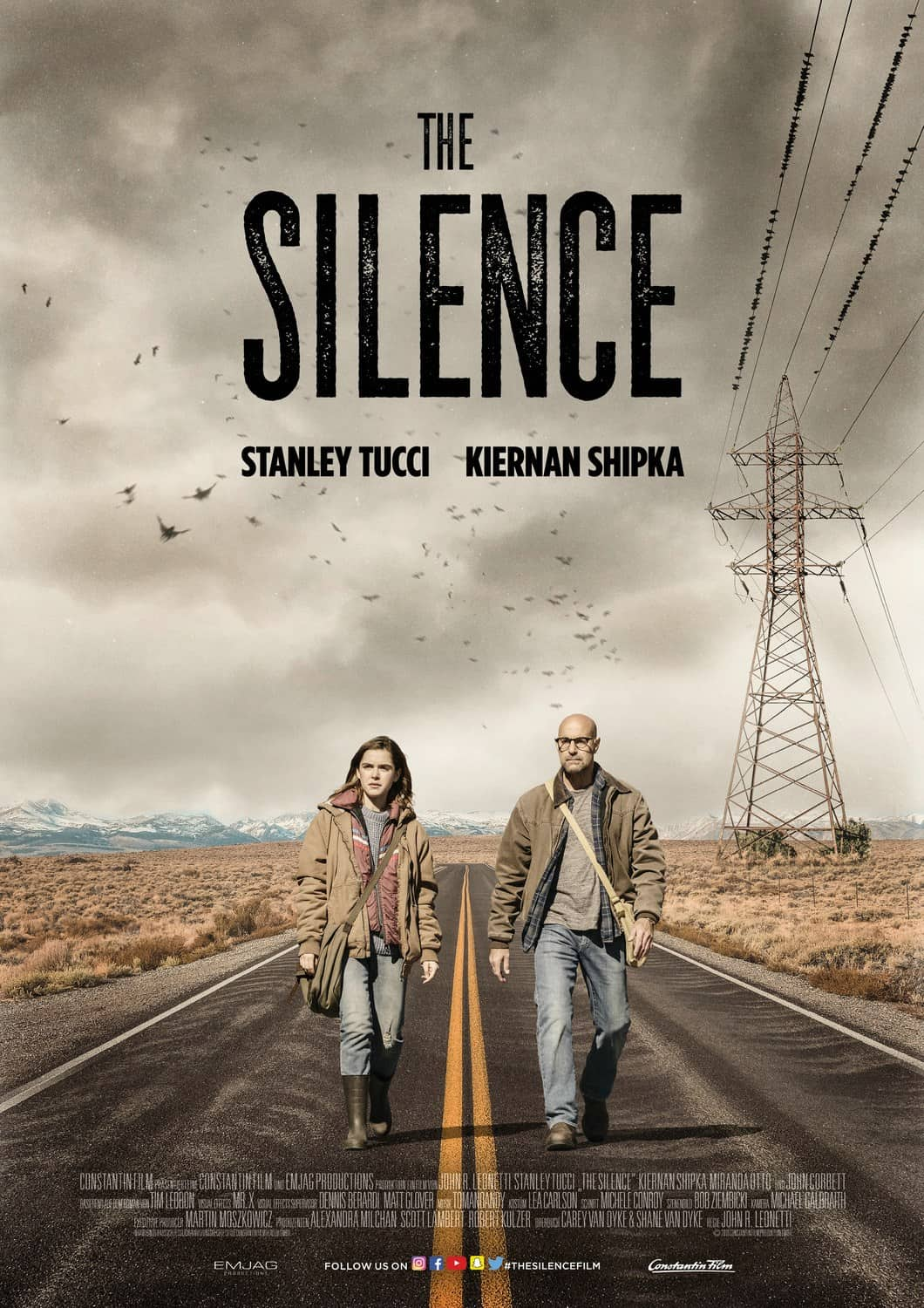 Mike's Review: The Silence (2019)
