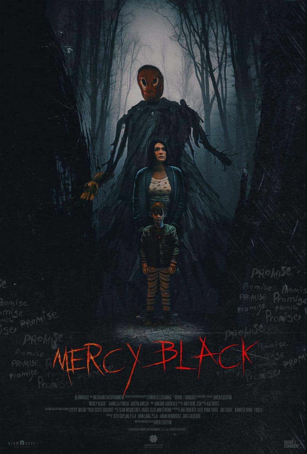 Mike's Review: Mercy Black (2019)