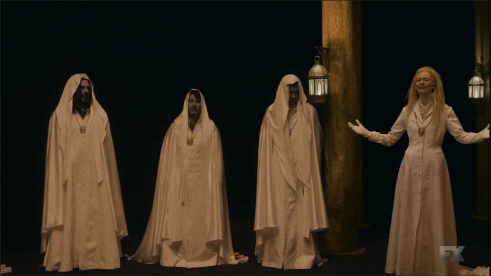 "Horror TV: What We Do in The Shadows Episode 7 ""The Trial"""