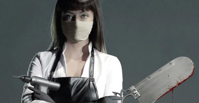 Eric's Review: American Mary (2012)