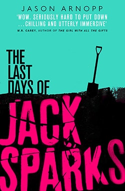 Liz's Book Report: The Last Days of Jack Sparks
