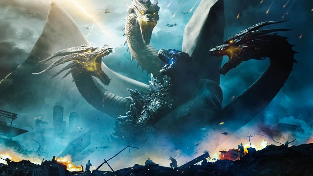 Eric's Review: Godzilla King of the Monsters (2019)