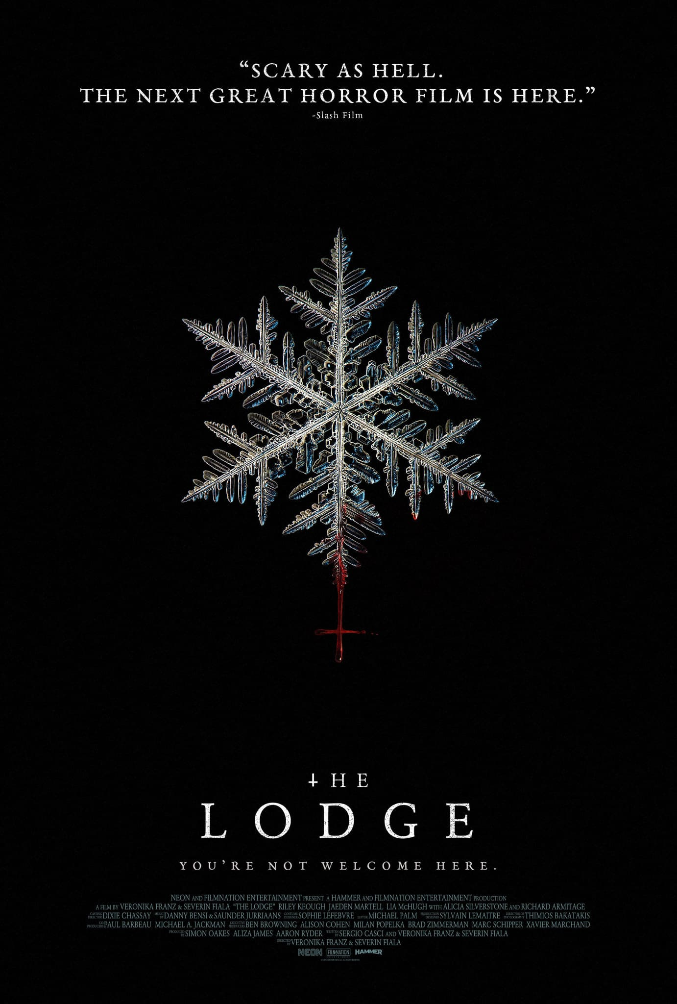 Mike's Review: The Lodge (2019)