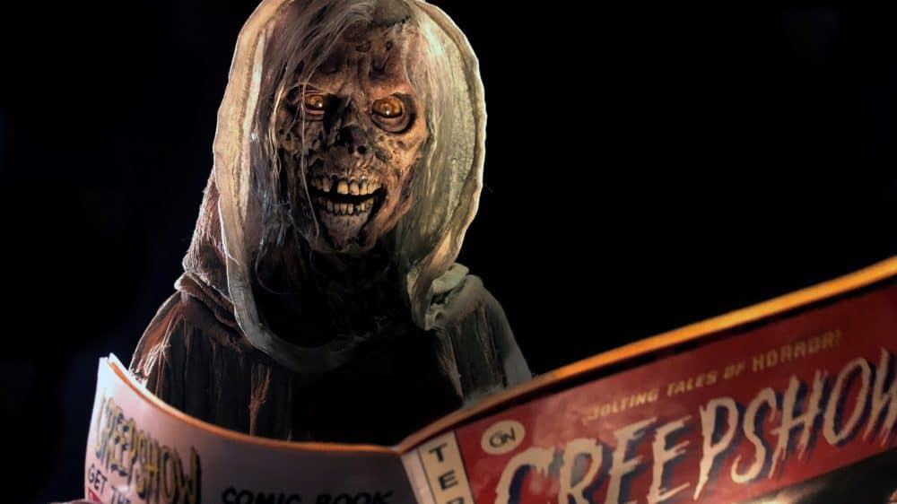 Horror TV News: Creepshow coming to Shudder
