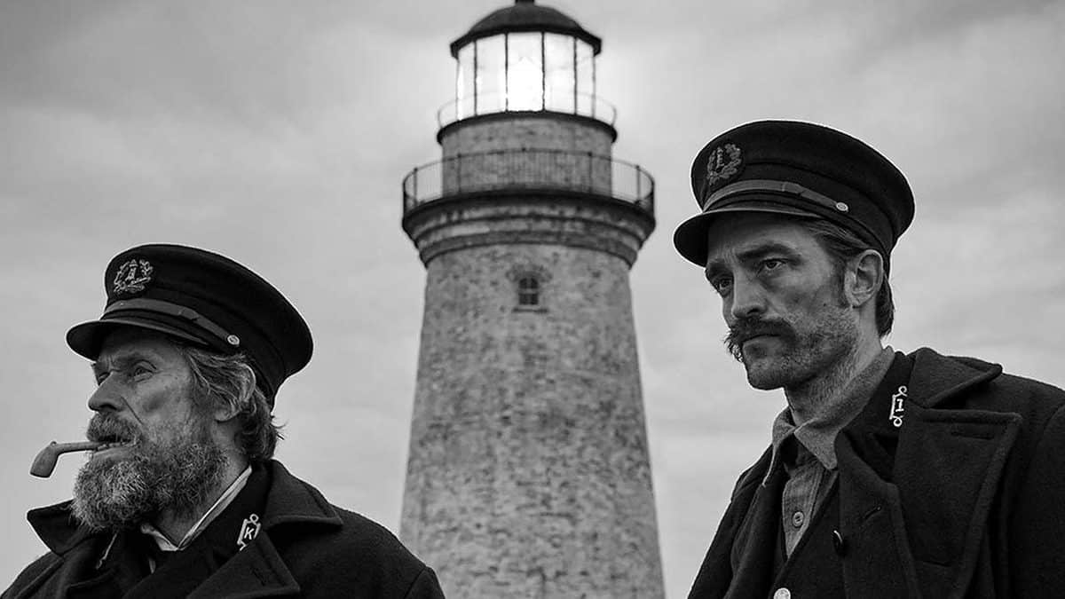 Trailer Alert: The Lighthouse