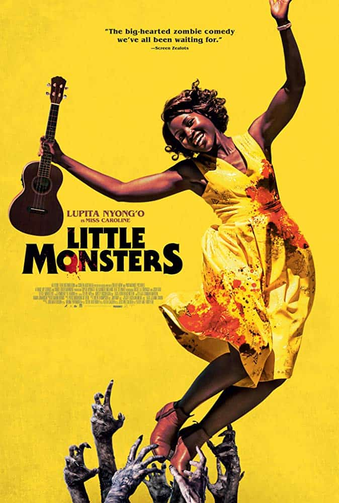 Trailer Alert: Little Monsters (2019)