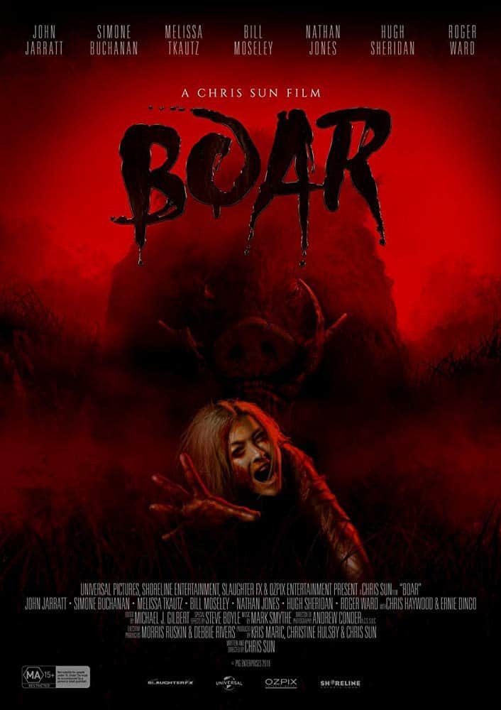Mike's Review: The Boar (2017)