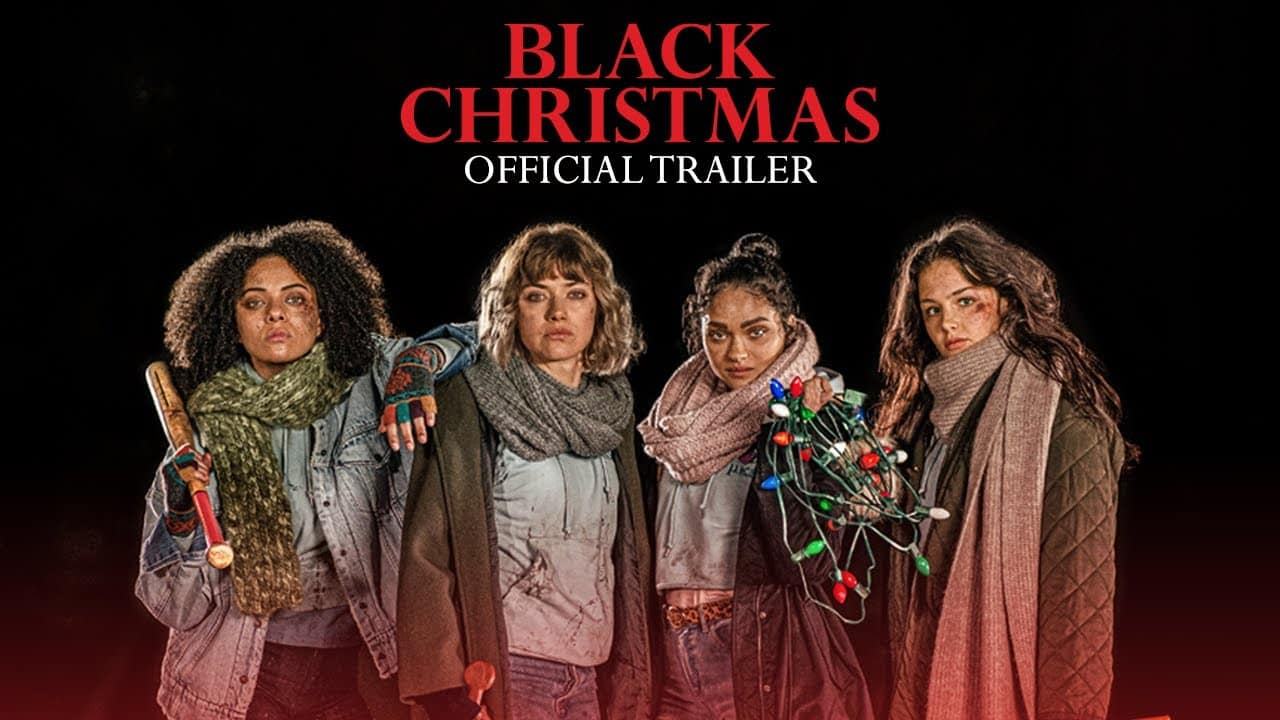 Trailer Alert: Black Christmas (2019)