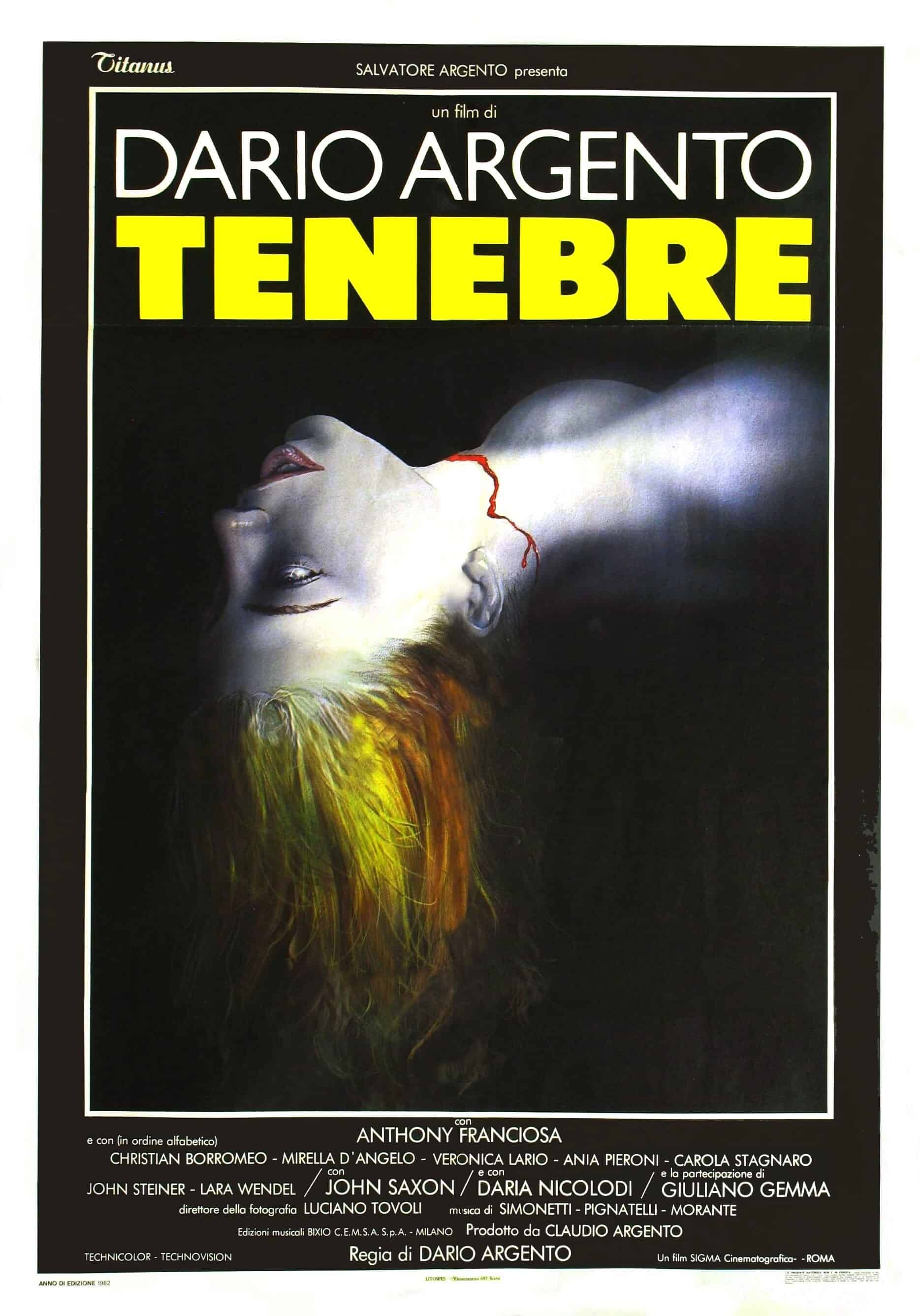 Mike's Review: Tenebre (1982)