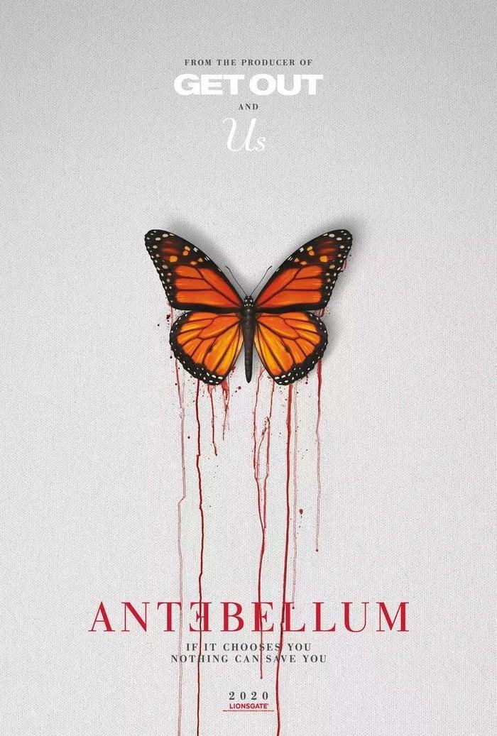 Trailer Alert: Antebellum (2020)