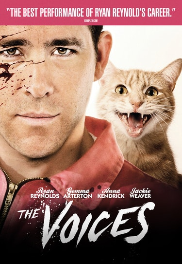 Movie Posters We Love: The Voices
