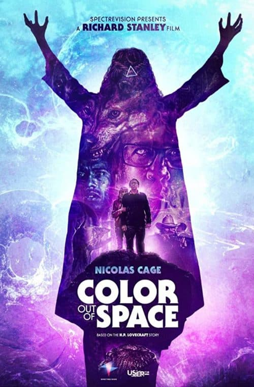 Mike's Review: The Color Out of Space (2020)