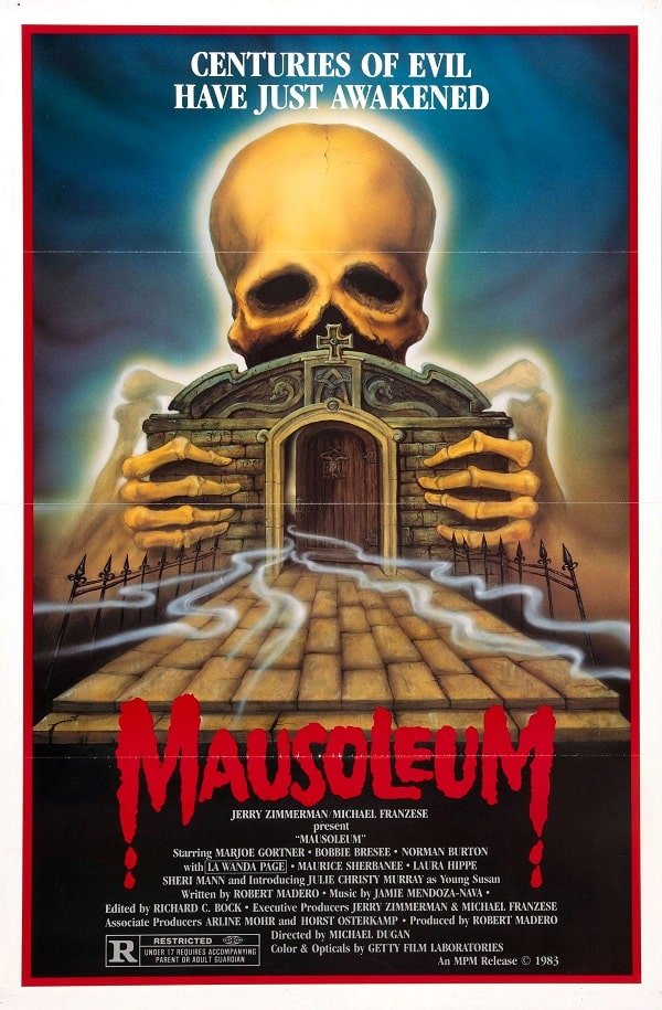 Mike's Review: Mausoleum (1983)