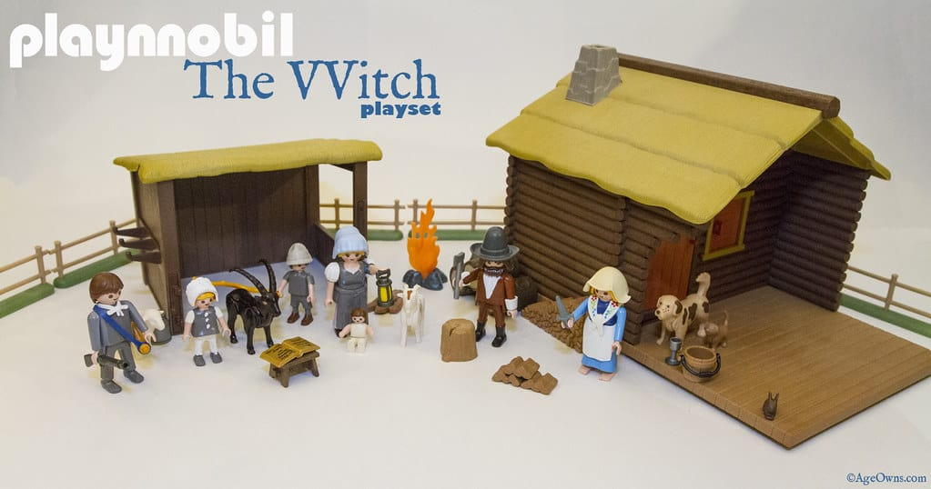 Scary Toys: The VVitch Playmobil Set