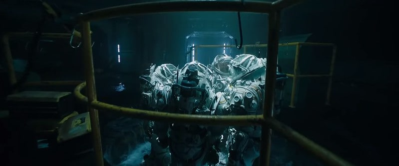 Eric's Review: Underwater (2020)