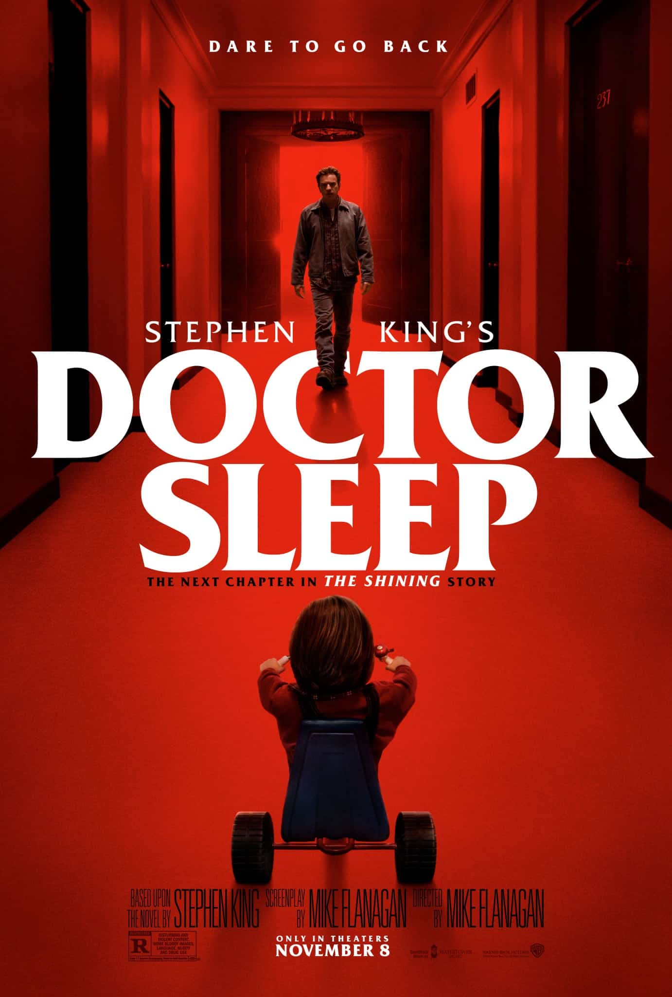 Mike's Review: Dr. Sleep (2019)