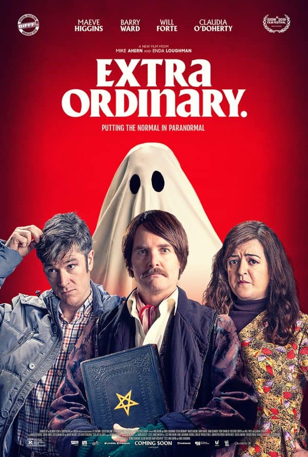 Movie News: Extra Ordinary Hits the Streets on March 6