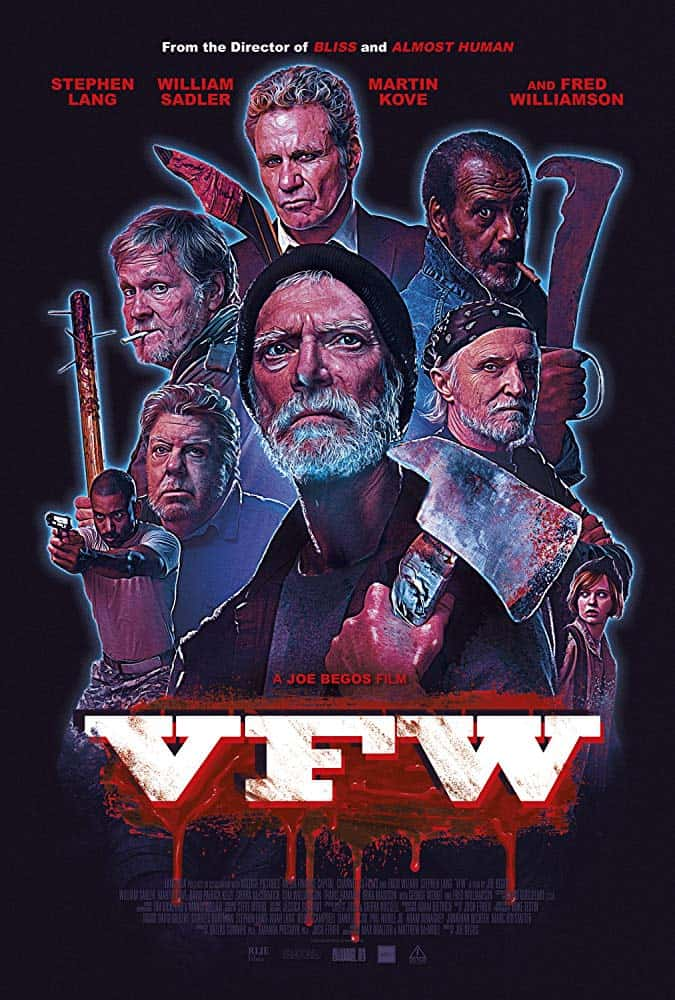 Eric's Review: VFW (2020)