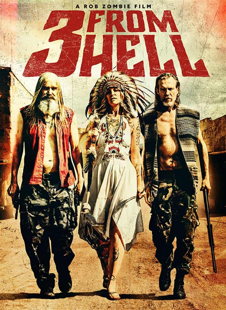 Mike's Review: Three from Hell (2019)