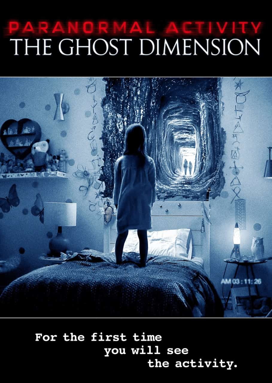 Mike's Review: Paranormal Activity: The Ghost Dimension (2015)