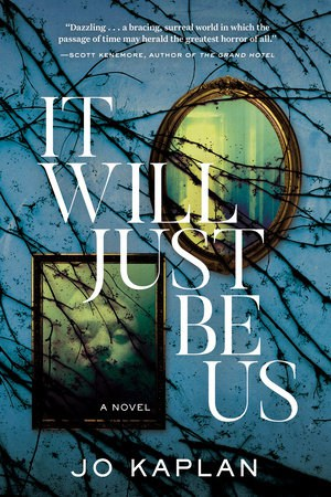 Liz's Book Report: It Will Be Just Us