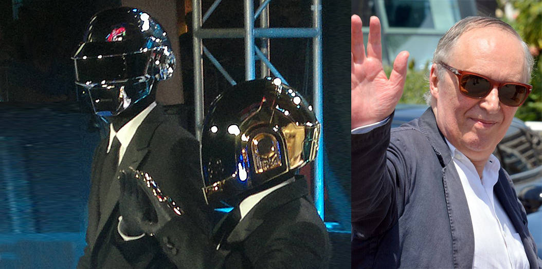 Horror News:  Daft Punk is Scoring the Next Dario Argento Film