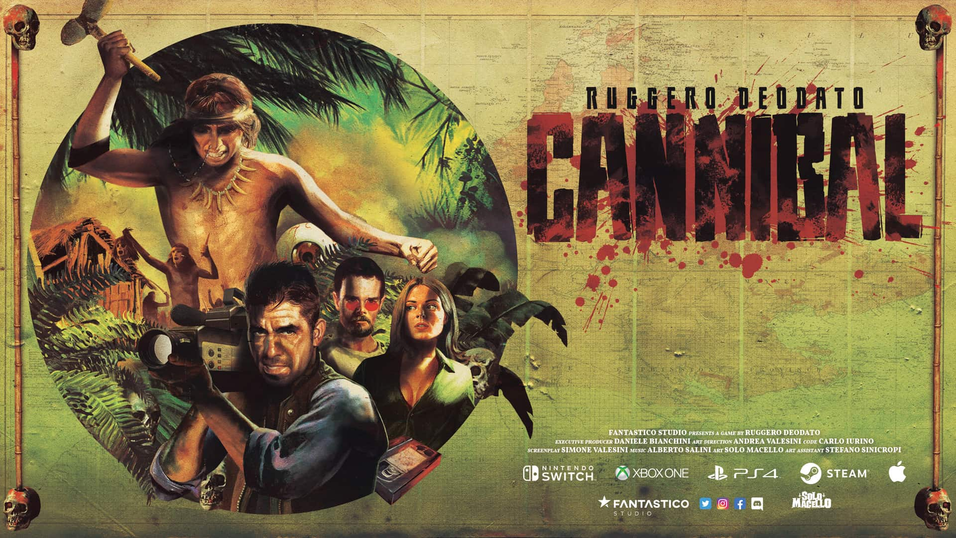 Horror Movie News: Cannibal Holocaust is Going to be a Video Game!