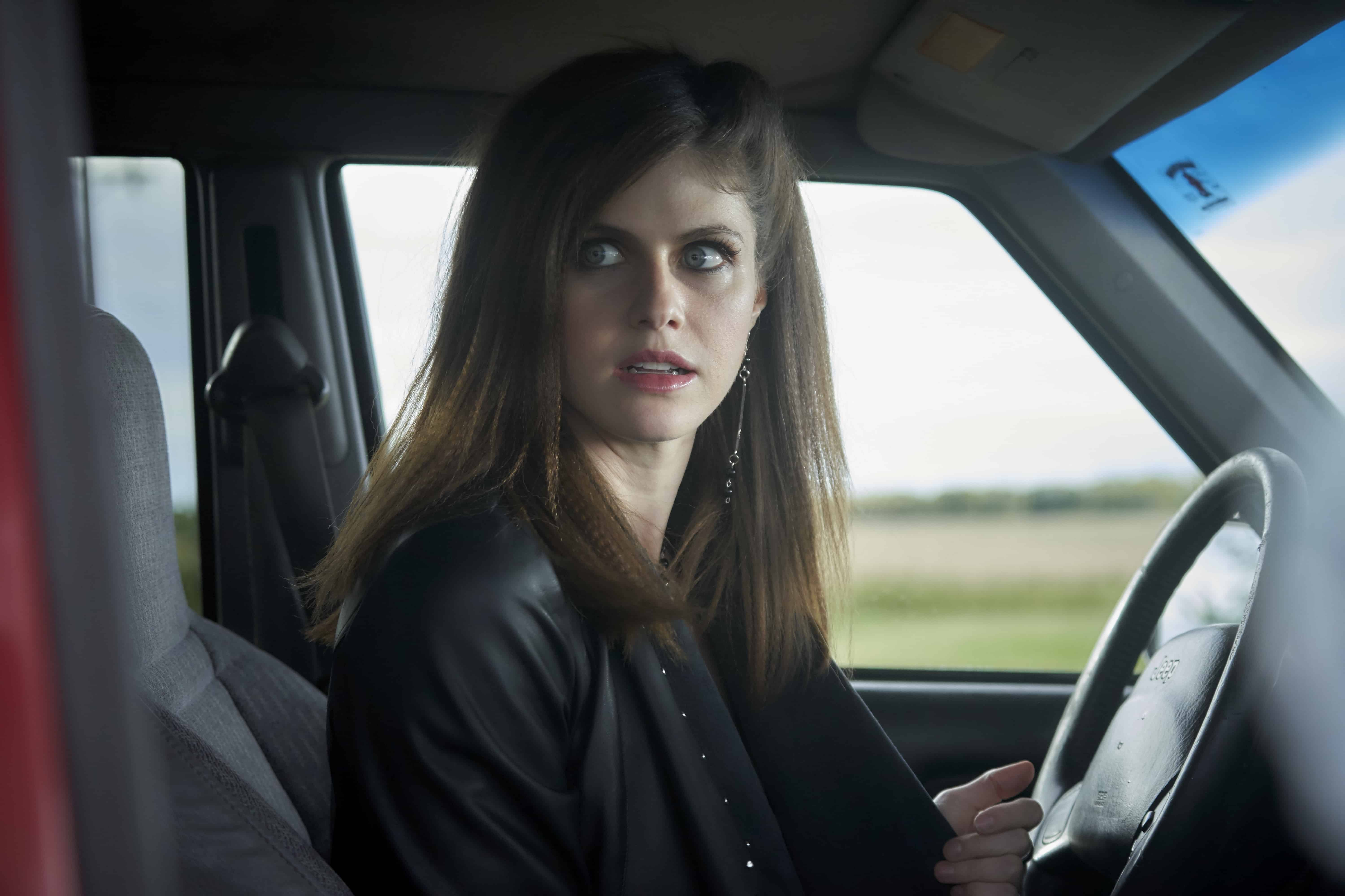 """We Summon the Darkness"" star Alexandra Daddario Participates in Live Q&A on April 10"