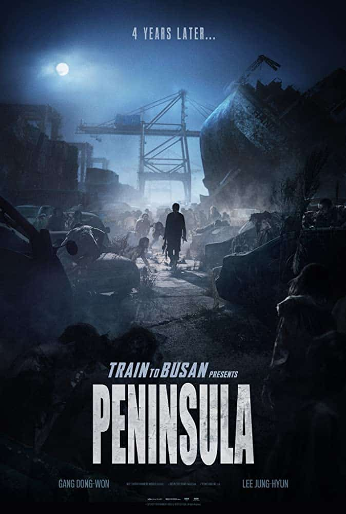 Trailer Alert: Train to Busan 2 (Peninsula)