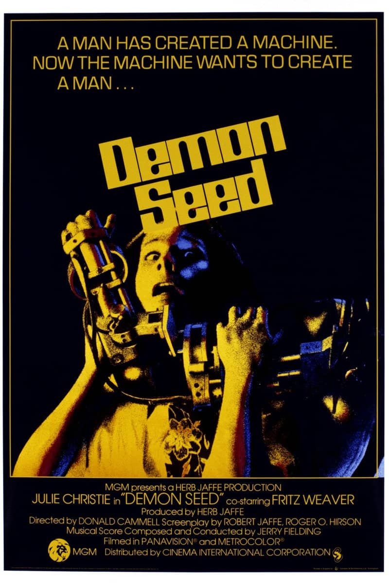 Mike's Review: Demon Seed (1977)