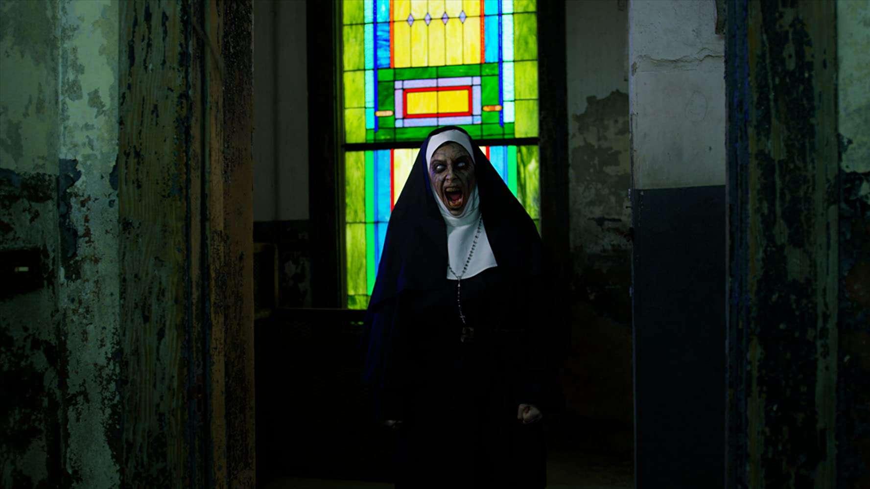 Joseph's Review: A Nun's Curse
