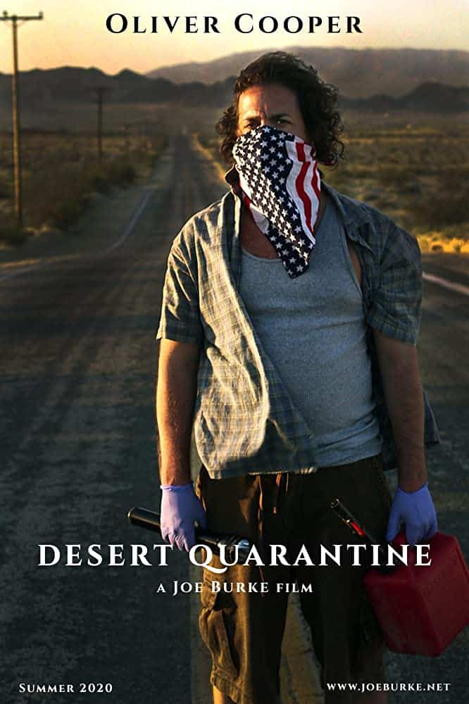 Horror Short: Desert Quarantine (2020)