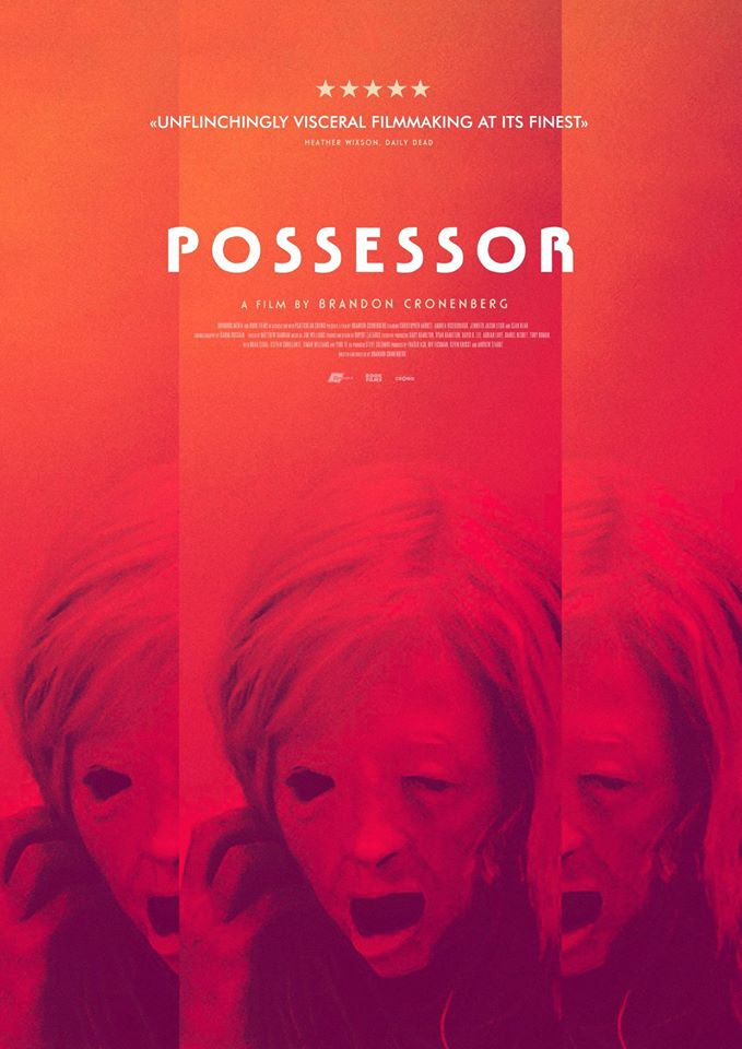 Movie News: Possessor Trailer