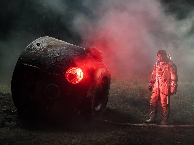 Joseph's Review: Sputnik