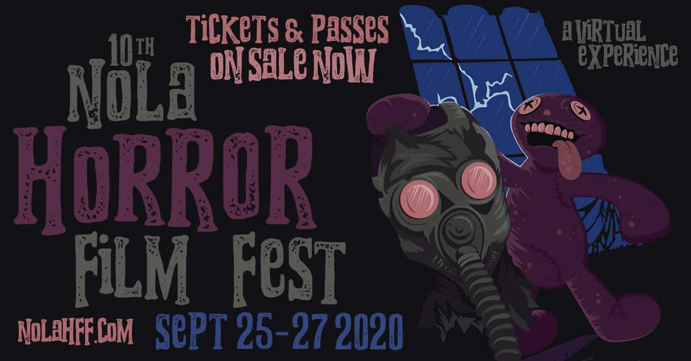 The New Orleans Horror Film Fest is Ready to Invade Your Living Room!