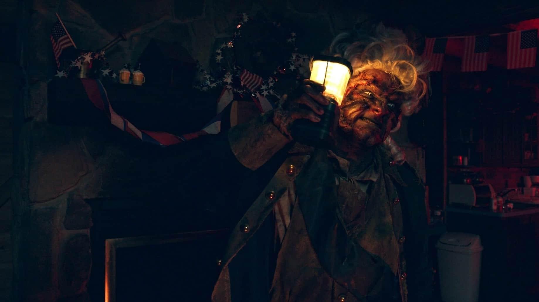 Joseph's Review: Re-Elected (Mr. HoleHead's Warped Dimension Film Fest)