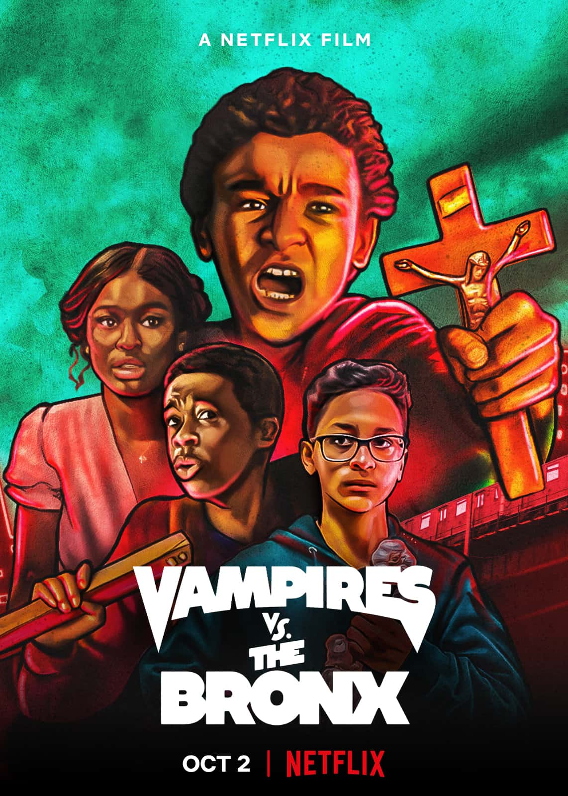 Mike's Review: Vampires vs. The Bronx (2020)
